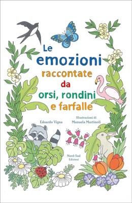 Emozioni raccontate da orsi, rondini e farfalle