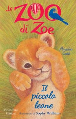 Lo Zoo di Zoe - Piccolo leone