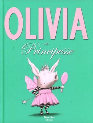 Olivia e le principesse. Ediz. illustrata